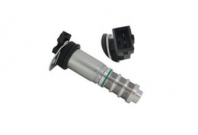 What is the principle of a car vacuum solenoid valve?