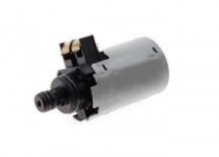 What is the role of the automatic transmission shift solenoid valve?