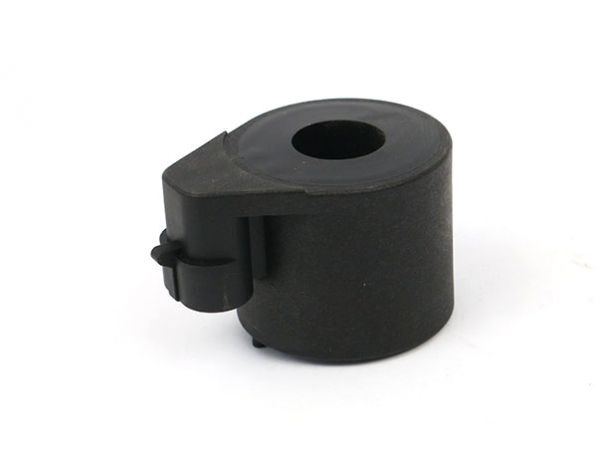 Thermoplastic plastic car electromagnetic coil
