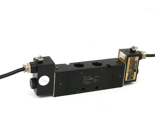 4V400系列二位五通双电控电磁阀