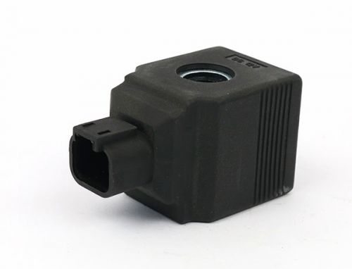 Solenoid valve coil for hydraulic hydraulic system