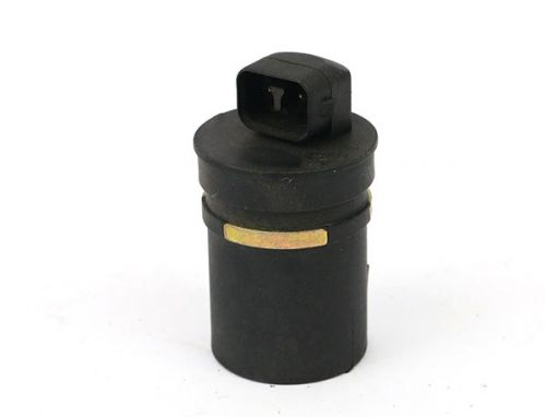 Thermoplastic plastic plug-in cooling solenoid val
