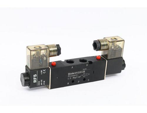 4V200系列二位五通双电控电磁阀